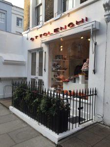 Ottolenghi Notting Hill Restaurant